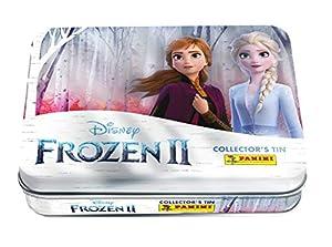 Panini France - Caja de Metal con 8 Fundas, diseño de Frozen 2 Movie 2019, 2533-021
