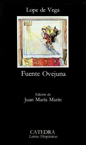 Fuente Ovejuna (Letras Hispánicas) por Lope de Vega