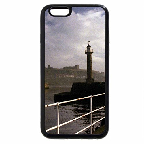 iPhone 6S / iPhone 6 Case (Black) West Pier Whitby