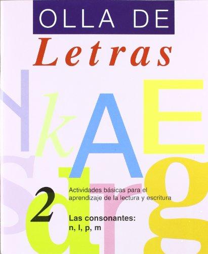 Olla De Letras - Cuaderno 2 (Actividades Aprendizaje Lectura)