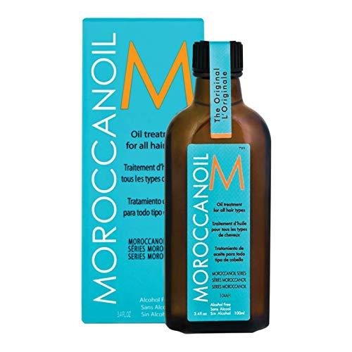 100ml Moroccan oil Treatment & Pump Moroccanoil
