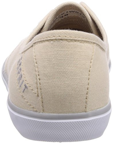 ESPRIT Megan Lu Damen Sneakers Beige (793 soya beige)
