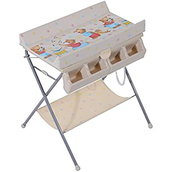 Travel Baby Changing Table Station folding Ideal for traveling