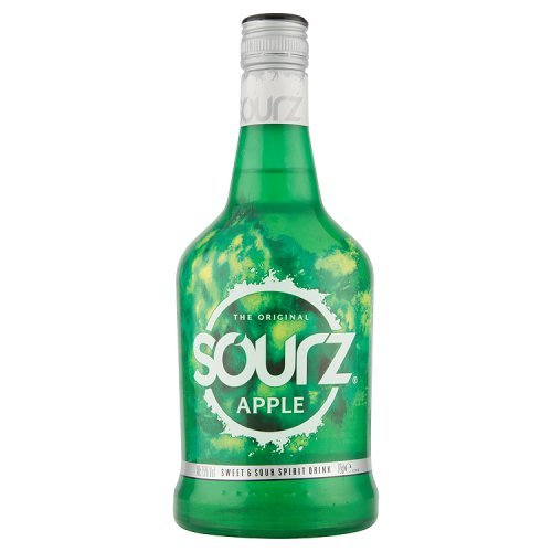 Sourz Apple - Apfel Likör