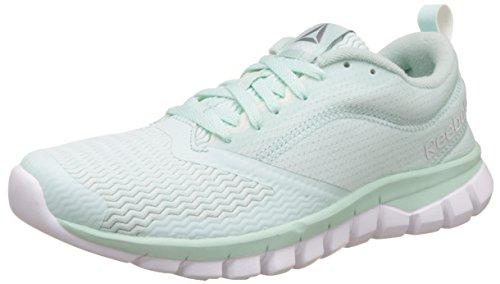 Reebok Mulheres Sublite Autênticos Sapatos 4 Execução Multicores (porcaria / Branco)