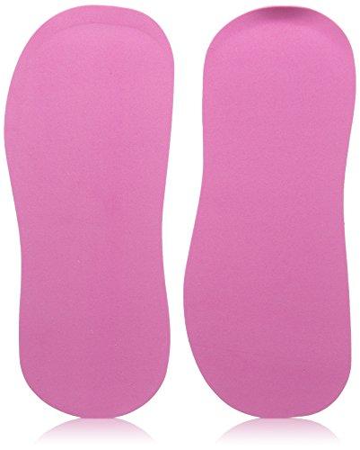 100 x Sticky Feet (50 Pairs) - Pink