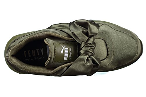 Puma, Sneaker donna Verde