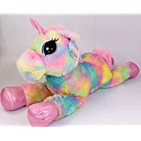 Large Unicorn Plush Soft Toy 80cm 31in