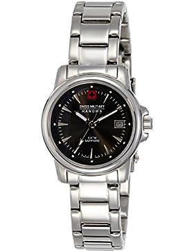 SWISS MILITARY-HANOWA Damen-Armbanduhr 06-7044.1.04.009