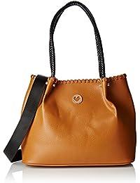 Womens Bolso Combi Solapa Calavera Handbag Lola Casademunt