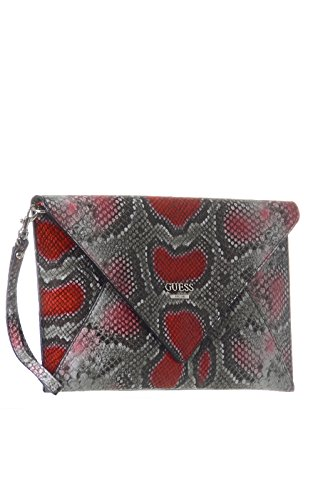 Guess HWPP50 53270 CANDY ENVELOPE CLUTCH LIP borsa rosso Rosso