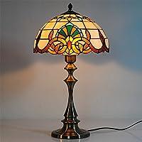 12 pollici Retro tabella lampade vetro ombra soggiorno camera da