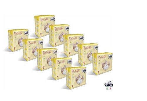 CAM Pannolini Batuffi mod. Immagina taglia 4 MAXI 8-18 kg 200 pannolini V426
