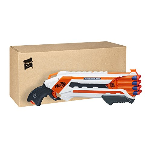Hasbro Nerf A1691F03 - N-Strike Elite Rough Cut Spielzeugblaster