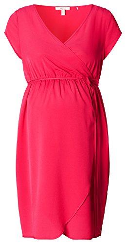 Esprit Maternity D84290 - Robe de Maternité - Femme Rouge - Rot (Berry 628)