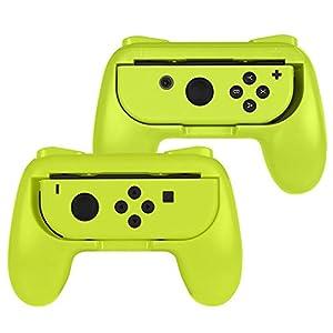 Fintie Griff für Nintendo Schalter Joy-Con schwarz
