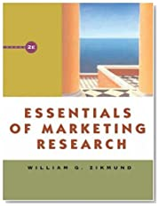 Essentials of Marketing Research (The Dryden Press series in marketing)