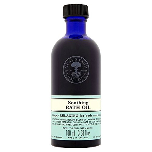 Neal's Yard Soothing Bath Oil 100ml