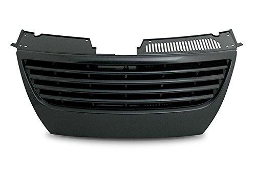 Preisvergleich Produktbild 1111066 - Sport Grill Kühlergrill ohne Emblem Schwarz