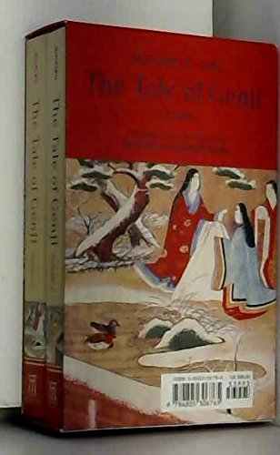Book cover for The Tale of Genji