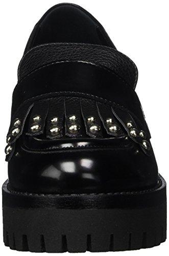 Pollini W.Shoe, Mocassini Donna Nero
