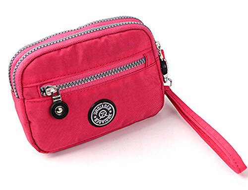 fanselatm-girls-casual-nylon-detachable-strap-handbag-pouch-bag-red