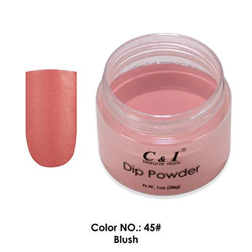 C & I plongée Powder couleur N ° 045 Rougir Jaune Couleur Système