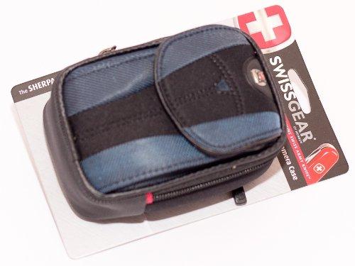 Kamera Tasche Swissgear (Kameratasche für Kompaktkameras mit Gürtelschnalle 11x7x5cm)