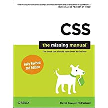 [(CSS: The Missing Manual)] [By (author) David Sawyer McFarland] published on (September, 2009)