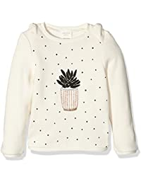 Carrément Beau Y15101, Sweat-Shirt Fille
