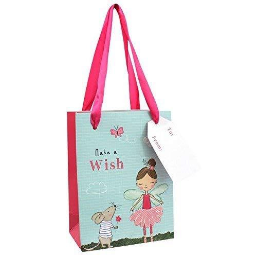 ten Fleur Die Fee Geschenk Party Taschen Klein 10er Packung Mit Geschenkanhänger ()