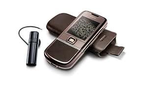 Nokia 8800 Arte téléphone portable coulissant 3G / app.photo / Bluetooth métal & verre noir