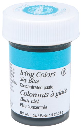 Icing Colors 1oz-Sky Blue