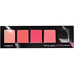 LOreal Paris Cosmetics Infallible Paints/Blush, 0.28 Ounce