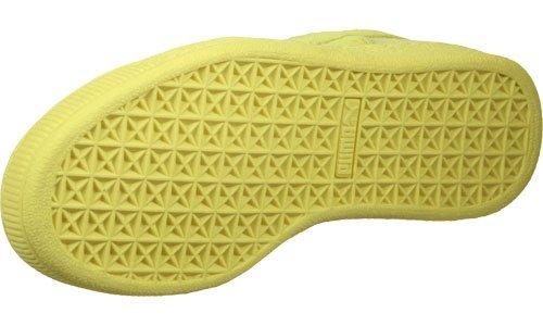 Puma Unisex-Erwachsene 361372 Sneaker, Violett Gelb Neon