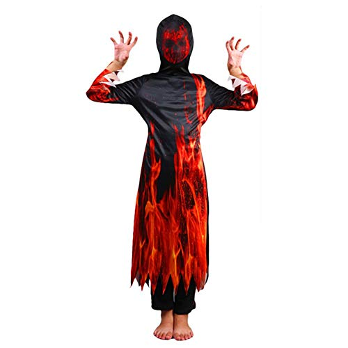 Halloween Kostüme Kind Performance Kleidung Geist Kleidung Mantel -