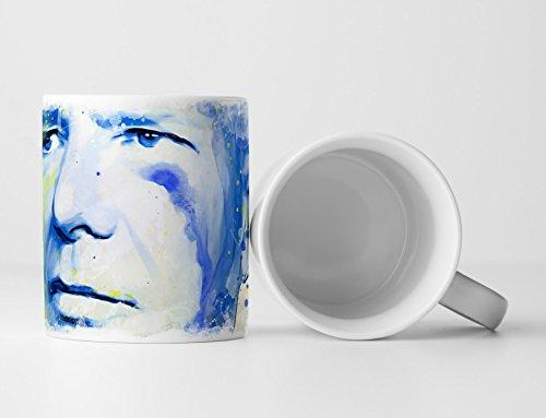 Harrison Ford I Tasse als Geschenk, Design Sinus Art