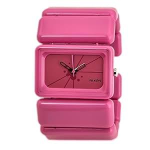 Nixon a726226a726-pink–Montre pour femmes couleur rose