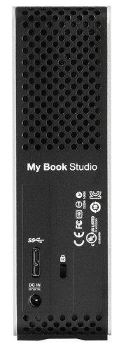 Western Digital 2TB My Book Studio Desktop externe Festplatte - USB 3.0 - WDBHML0020HAL-EESN
