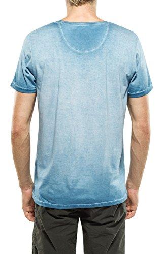 Petrol Industries T-Shirt Ss R-Neck, Maglia a Maniche Corte Uomo 519