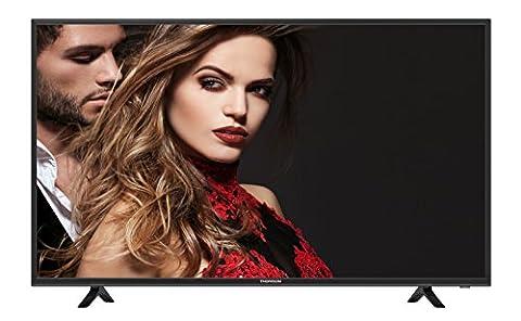 Thomson 40FB5406 102 cm (40 Zoll) Fernseher (Full HD,Triple Tuner DVB-T2 HEVC H.265, Smart TV) (Full Hd Fernseher Günstig)