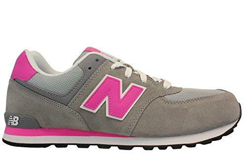 New Balance Kv574cdy-574, Sneakers Hautes Mixte Enfant