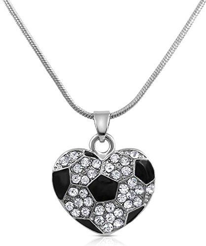 Glamour Girl Gifts Halskette für Mädchen/Teenager / Frauen in Herzform