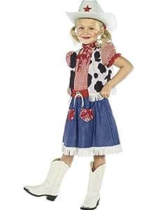 Costume fillette cow-girl 10-12 ans
