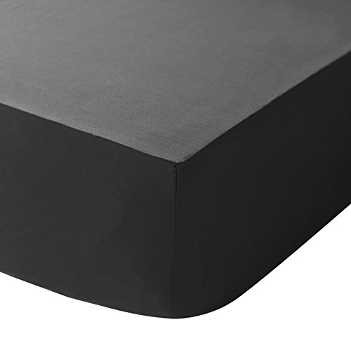 catherine-lansfield-non-iron-percale-polycotton-single-fitted-sheet-black