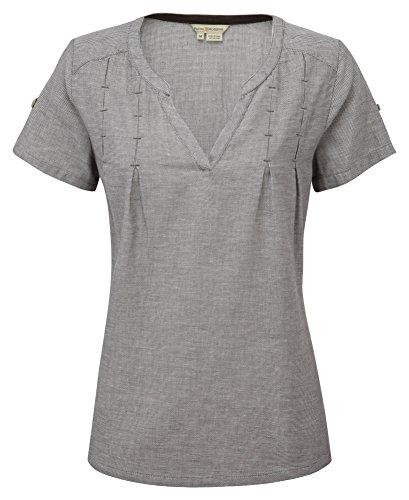 Royal Robbins Women's Cool Mesh Top Short Sleeve Anthrazit