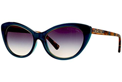 Michael Kors Unisex MK2014 Paradise Beach Sonnenbrille, Grün (Green 306348), One size (Herstellergröße: 54)