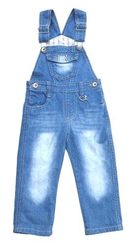 BOY&STUDIO Tolle Jungen Jeans Latzhose in blau, Gr. 80, J116.9/12e