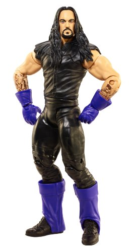 Figur WWE Undertaker Summerslam Basic Serie