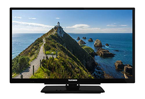 Telefunken XF22G101 56 cm (22 Zoll) Fernseher (Full HD, Triple-Tuner) (55 Tv-flachbild)